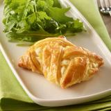 Mini tresse gourmande 4 fromages